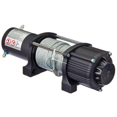 Лебедка электрическая 5000lb (2268кг), трос 6.3мм/15.2 метров, 12V