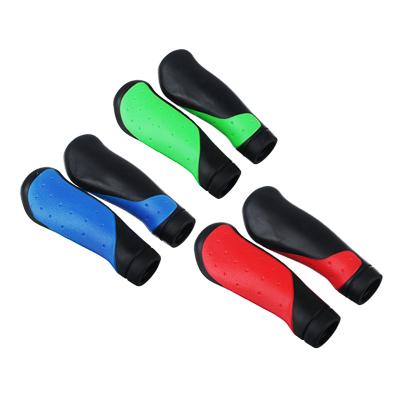 195-069 Грипсы велосипедные, 13,5х4,5 см, резина, SILAPRO