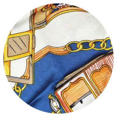 307-307 Платок шейный, 60х60см, полиэстер, 3 цвета