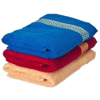 489-075 Полотенце для лица махровое 50x90см