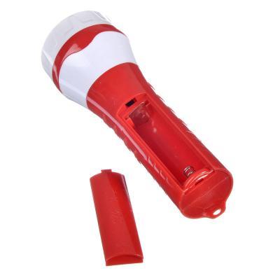 198-093 ЧИНГИСХАН Фонарик мини 1 LED, 1xAA, пластик, 12,5х4 см