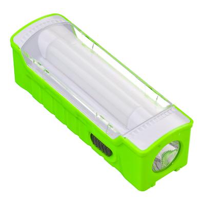 198-098 ЧИНГИСХАН Фонарь-светильник 12 SMD + 0,5 Вт LED, адаптер 220В, солнечн. батарея, пластик, 13x4 см