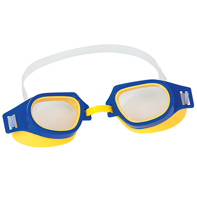 107-130 BESTWAY Очки для плавания Sport-Pro Champion детские, ПВХ, 21003