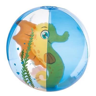 107-168 BESTWAY Мяч надувной с фигурой животного, ПВХ, 51см, 31041