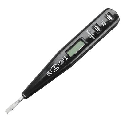 651-150 РОКОТ Тестер напряжения 12-220 В (Жидкокристаллический дисплей)