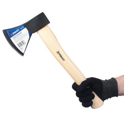 662-138 РОКОТ Топор кованый с деревянной ручкой 700г