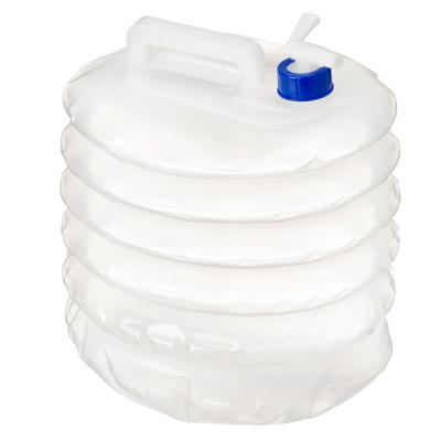 123-026 Канистра складная ЧИНГИСХАН пластиковая, полиэтилен, 15л