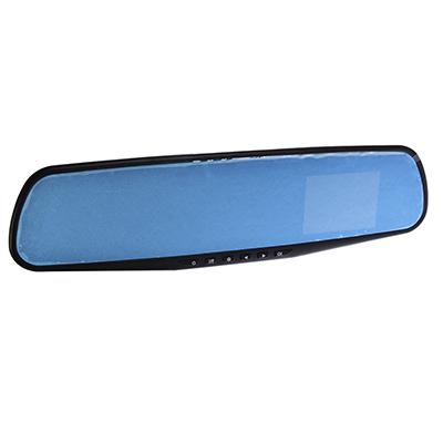 "717-004 NEW GALAXY Видеорегистратор Зеркало 2,5"" TFT экран, 1280x720 HD + карта памяти 4G (TF) CLASS10"