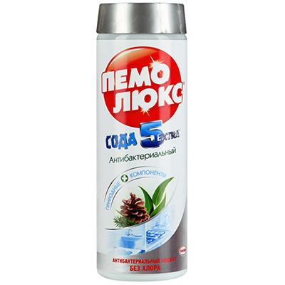 979-034 Порошок чистящий ПЕМОЛЮКС Антибактериальный 480гр