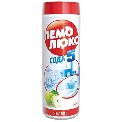 979-035 Порошок чистящий ПЕМОЛЮКС Яблоко 480гр