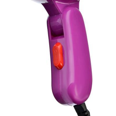 259-123 LEBEN Фен дорожный 500Вт/60Гц/220В, пластик, 2 цвета