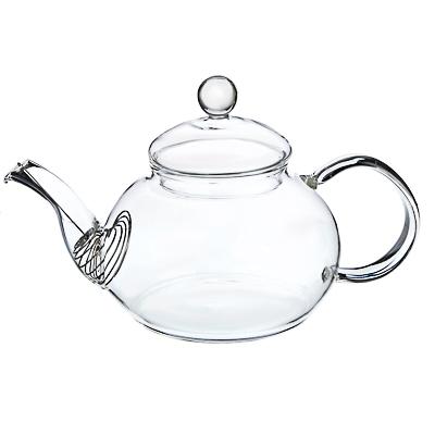 850-157 Чайник заварочный 600 мл VETTA, с металлическим фильтром, стекло