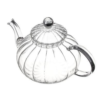 850-158 Чайник заварочный 800 мл VETTA, с металлическим фильтром, стекло