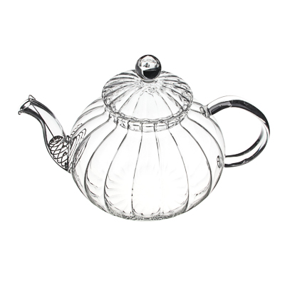 850-158 VETTA Чайник заварочный 800мл, с металлическим фильтром, стекло