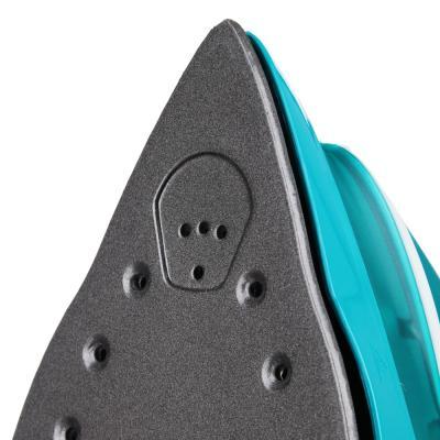 249-007 LEBEN Утюг с отпаривателем и разбрызгивателем 1600Вт прозрачный корпус