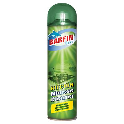 """994-004 Очиститель-мусс для кухонных поверхностей """"Barfin"""", 500мл"""
