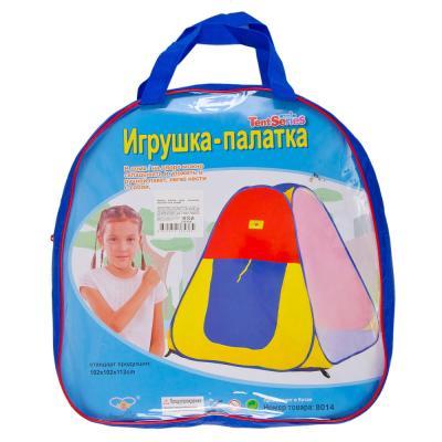 275-016 Палатка игровая конус, полиэстер, 102х102х112см, ER3080