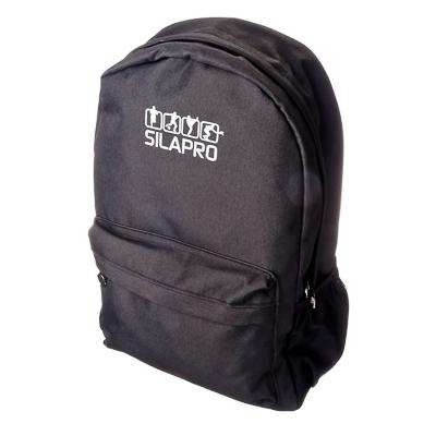 204-010 SILAPRO Рюкзак спортивный с жесткой спинкой, 45x30x11см, 600D ПВХ, полиэстер
