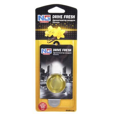 """794-506 Автомобильный ароматизатор мембранный, аромат ваниль, """"Drive Fresh"""" NEW GALAXY"""