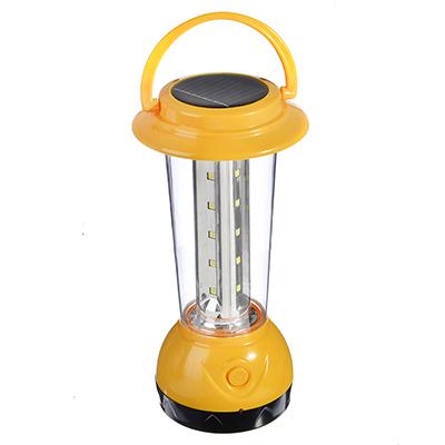 198-106 ЧИНГИСХАН Фонарь кемпинговый 24 LED, шнуры USB, 220В и 12В, солнечн. батарея, пластик, 10x25 см