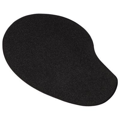 916-023 Коврик для мышки FORZA с подушечкой для запястья, 23х19см, резина, полиэстер