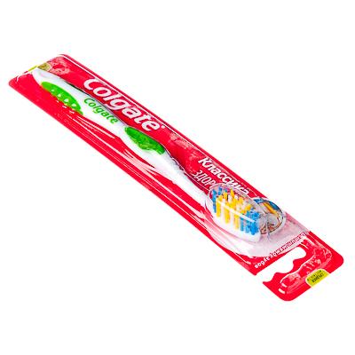 982-015 Зубная щетка Колгейт Классика Здоровья, средняя, 50306/1050350