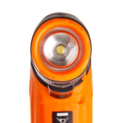 691-007 ЕРМАК Отвертка аккум. ОА-36ЛC, 3,6В,1,3А*ч, Li-Ion,,4,5Нм, USB заряд, LED фонарь, рег.крутящ.мом-та