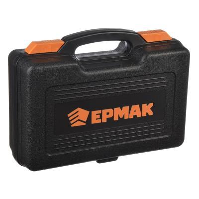 692-006 ЕРМАК Пила дисковая универсал.(роторайзер) ПДУ-400ЛЗ, 400Вт, лазер, 54,8х11,1мм, 3500об/мин, кейс