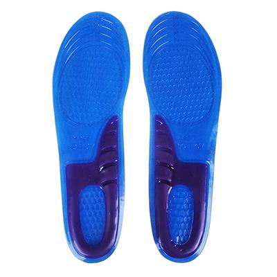459-096 Стельки для обуви гелевые женские смягчающие, ТЭП 28х9см