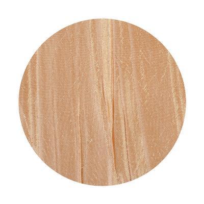 499-015 Комплект штор 2 шт., на 8 люверсах, искусственный жатый шелк, плотность 75г/м, 1,4x2,6м, 2 цвета