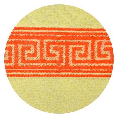 492-016 Полотенце махровое, 100% хлопок, 30x70см, 90гр., 3 цвета