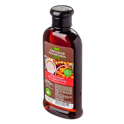 974-054 Шампунь для волос Облепиховый BIO для поврежденных волос 290 мл.