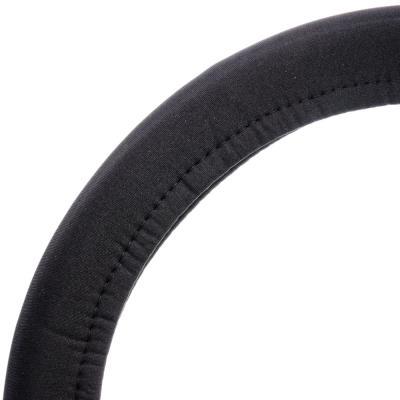 708-079 NEW GALAXY Оплетка руля, бескаркасная, черный, разм. (М)