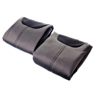 798-063 NEW GALAXY Авточехлы на передние сидения универсальные 4 пр. жаккард + полиэстер, 3мм поролон, серый