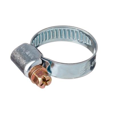 788-024 ЭКОФИКС Хомут оцинк. сталь, 16-27мм, W1, шир. 9мм
