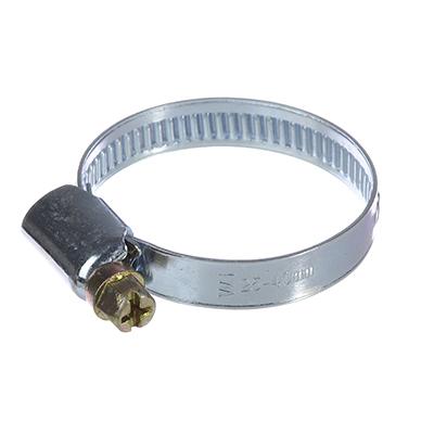 788-026 ЭКОФИКС Хомут оцинк. сталь, 25-40мм, W1, шир. 9мм