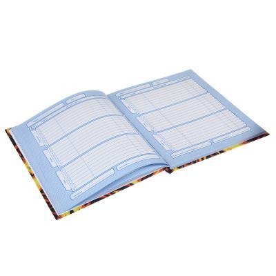 583-218 Дневник школьный, офсет 60г/м2, обложка твердая ламинированная (7БЦ), 6 дизайнов
