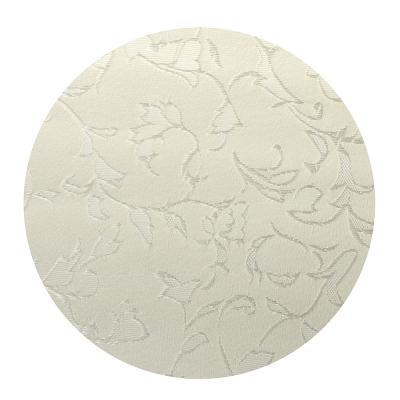 435-054 Скатерть жаккардовая с кружевом на стол жаккард 140x180см