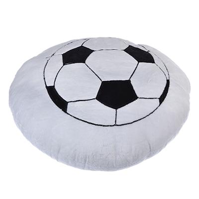 528-159 Футбол Подушка антистресс, 33см, флис, велюр, синтепон, GC Design