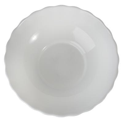 818-960 VETTA Бьянко Салатник опаловое стекло 23см