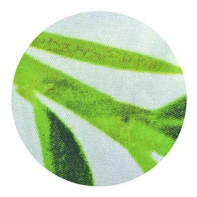"""461-457 VETTA Шторка для ванной, ткань полиэстер с утяжелит, 180x180см, """"Камни"""", Дизайн GC"""