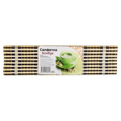 890-310 Шелковые фантазии Салфетка бамбук, 45х30см, 3 дизайна
