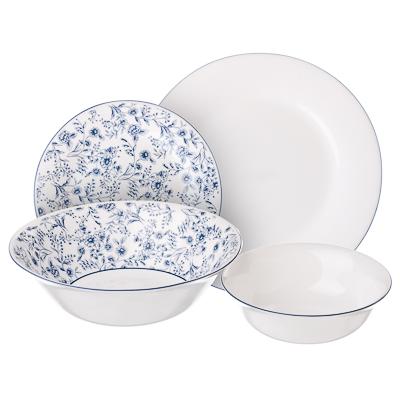 """818-013 Набор столовой посуды 19 предметов, MILLIMI """"Венера"""""""