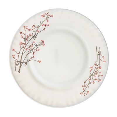818-240 MILLIMI Марисса Тарелка десертная, опаловое стекло, 20см