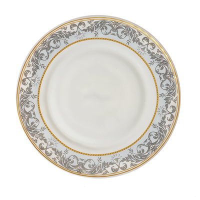818-282 MILLIMI Аделина Тарелка десертная, опаловое стекло, 20см, HP80T-16142A