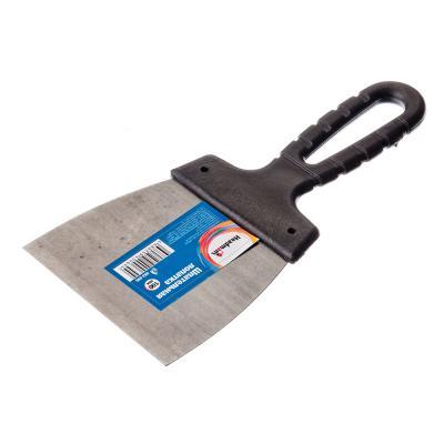 683-095 HEADMAN Шпательная лопатка 100 мм, полированная сталь, спец.покрытие, пластмассовая ручка