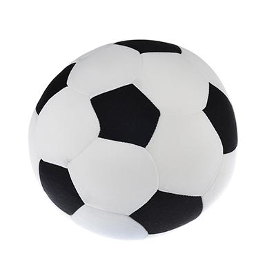 528-166 Футбол Мяч-антистресс футбольный, 17см, пенопласт, полиэстер