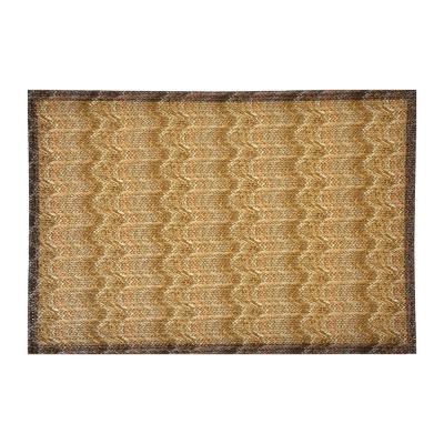 890-311 Салфетка сервировочная, плетеный ПВХ, 30x45см, 3 дизайна