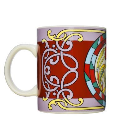 528-173 Витражи Кружка, керамика, 350мл, Дизайн GC