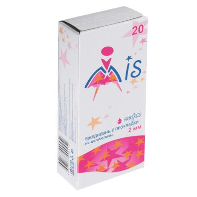 939-016 Прокладки ежедневные МИС софт п/э 20шт